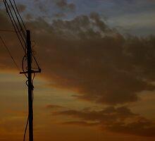 Where The Road Ends. The Sky Starts by Rishabh Malviya
