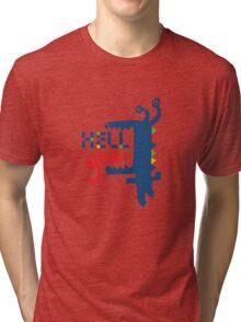 Hell Yea! Tri-blend T-Shirt