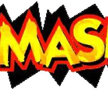 Super Smash Bros. 64 Logo by Christian McLeish