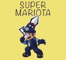 Super Mariota - #8 Marcus Mariota - Tennessee Titans Kids Tee