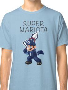 Super Mariota - #8 Marcus Mariota - Tennessee Titans Classic T-Shirt