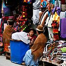 People 4145 La Paz, Bolivia by Mart Delvalle