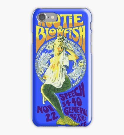BLOWFISH iPhone Case/Skin