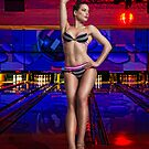 Kelly At The Alley by Greg Desiatov