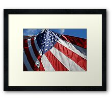 Happy 4th Of July Framed Print