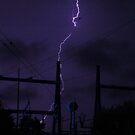 Power For the Substation by JoeDavisPhoto