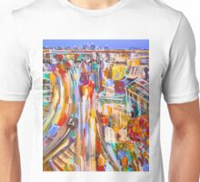 City rush Unisex T-Shirt