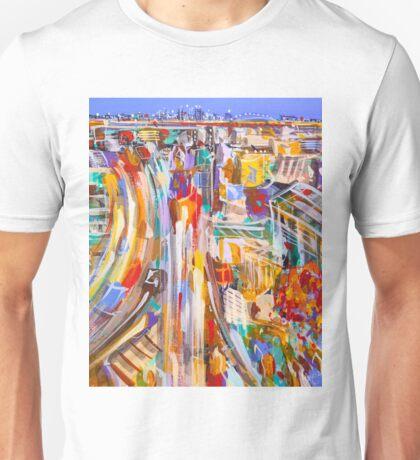 City rush Unisex T-Shirt