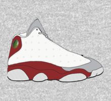 "Air Jordan XIII (13) ""Grey Toe"" by gaeldesmarais"