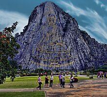 ¸.•*´♥`*•.Khao Chee Chan~ Buddha Montain Pattaya Thailand ¸.•*´♥`*•. by ╰⊰✿ℒᵒᶹᵉ Bonita✿⊱╮ Lalonde✿⊱╮