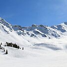 Canadian pistes by zumi