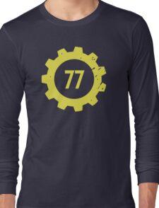 Vault 77 Long Sleeve T-Shirt