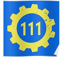 Vault 111 Poster
