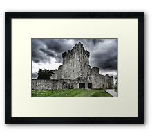 Ross Castle Ireland Framed Print