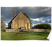 St Paul's Presbyterian Church Poster