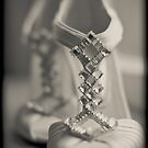 The Bride's Shoes by beanphoto