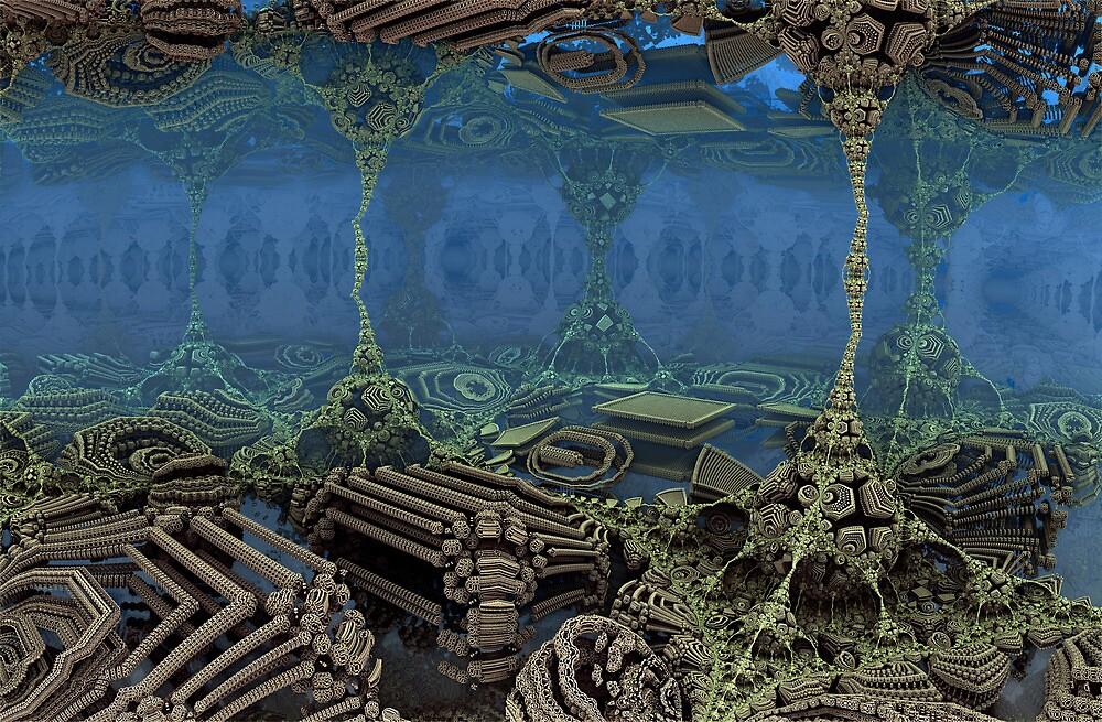 Parallel World 4 by Evgeniy Lankin