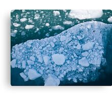 Chilled Ice Cold Canvas Print