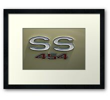 Super Sport Framed Print