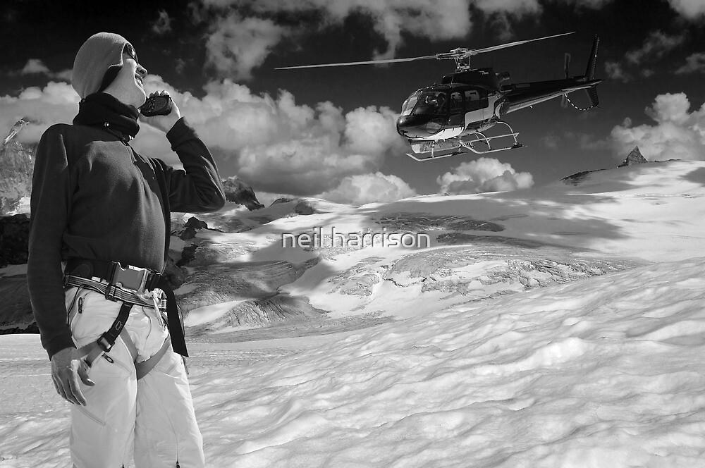 mountain rescue by neil harrison
