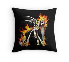 My Little Pony - MLP - FNAF - Nightmare Star Animatronic Throw Pillow
