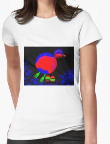 Fun Duke Womens Fitted T-Shirt