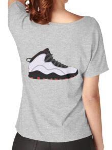 """Air Jordan X (10) """"Chicago"""" Women's Relaxed Fit T-Shirt"""