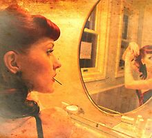 In the Mirror by Barbara  Brown