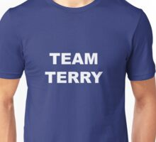 Team Terry - CFCzone Unisex T-Shirt