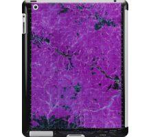 USGS Topo Map Oregon Bates 282238 1951 62500 Inverted iPad Case/Skin