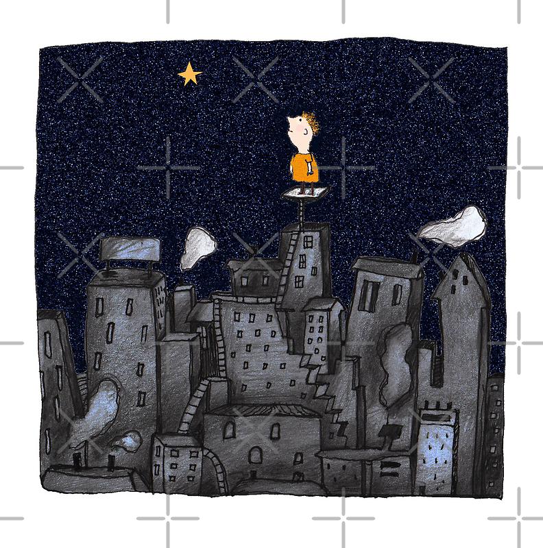 Star Gazing by Carla Martell