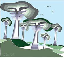 Transforming Forest by IrisGelbart