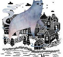 littleclyde Illustration by littleclyde