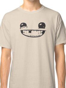 SUPER MEAT BOY FACE Classic T-Shirt