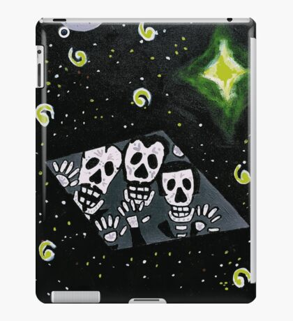 General Zod Day of the Dead iPad Case/Skin