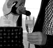 The First Champagne by Pippa Carvell