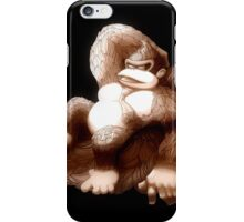 Hellenistic Donkey Kong iPhone Case/Skin