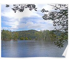 Lake Barrington, Tasmania, Australia Poster