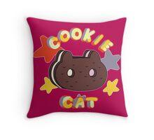 Steven Universe- Cookie Cat Throw Pillow