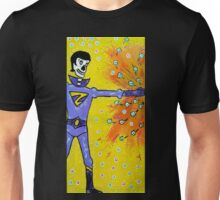 Wonder Twin Zan Day of the Dead Unisex T-Shirt