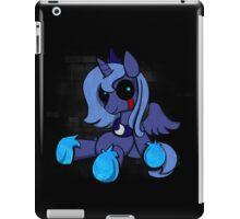 My Little Pony - MLP - FNAF - Princess Luna Plush iPad Case/Skin