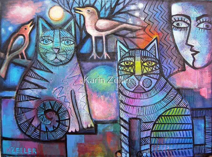 Night Magic by Karin Zeller