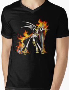 My Little Pony - MLP - FNAF - Nightmare Star Animatronic Mens V-Neck T-Shirt