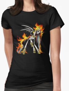 My Little Pony - MLP - FNAF - Nightmare Star Animatronic Womens Fitted T-Shirt