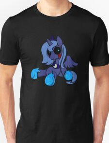 My Little Pony - MLP - FNAF - Princess Luna Plush T-Shirt