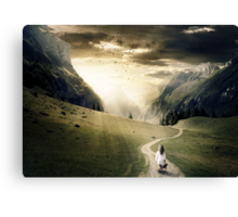 It's Yours. Canvas Print