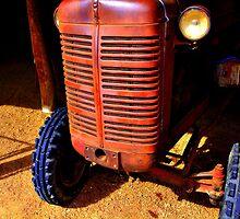 Tractor Beam by Rinaldo Di Battista