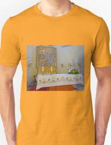 Altar in Jak Church T-Shirt