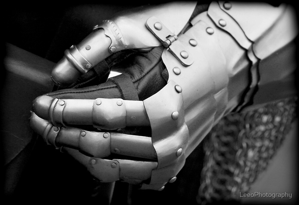 ~ The Gauntlet ~ by LeeoPhotography