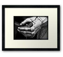 ~ The Gauntlet ~ Framed Print